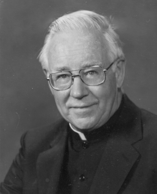 Rev. Thomas McGovern, S.J.