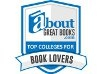 "College Ranked #3 Among ""Colleges for Book Lovers"""
