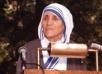 College Rejoices at Announcement of <br>Bl. Mother Teresa's Canonization