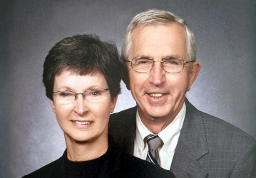 Audrey and Anthony Buhl