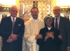 Cardinal Lajolo Offers Prayers for College, Dr. Dillon
