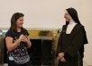 A Visit from the Carmelite Sisters of the Most Sacred Heart of Los Angeles