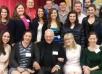 Alumni Honor Fr. Buckley at East Coast Dinner