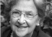 In Memoriam: <br>Frances O'Connor Hardart, 1931 – 2020