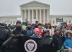 Rally for Religious Freedom on Day of SCOTUS Hearings