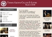 The March 2018 Thomas Aquinas College E-Letter