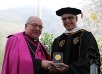 College Awards its Highest Honor to <br>the Most. Rev. Robert C. Morlino