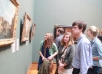 Slideshow: Students Tour Getty Center