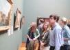 Slideshow: Students Tour Getty Center