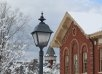 Photos: Snow and a <br>Sacred Memory from the New England Chapel
