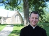 Rev. Greg Markey Named First Chaplain for New England Campus