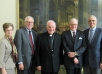 College Officials Meet with Members of the Curia in Rome