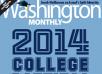 "Washington Monthly Ranks College Among Nation's ""Affordable Elite"""