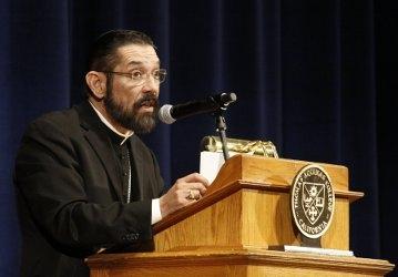 Bishop Flores lecture 2019