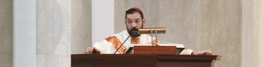 Audio: Bishop Flores'<br> St. Thomas Day Homily