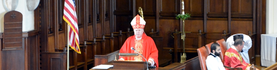 Renew the Face of the Earth: Bishop McManus' Convocation Homily