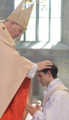 Fr. Bolin's Ordination Mass