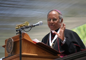 Cardinal Ranjith 2007 Commencement Address