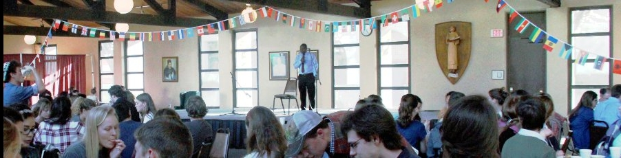 Students Celebrate the Universal Church at <br><em>Cor Unum</em>