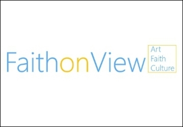 Faith on View logo