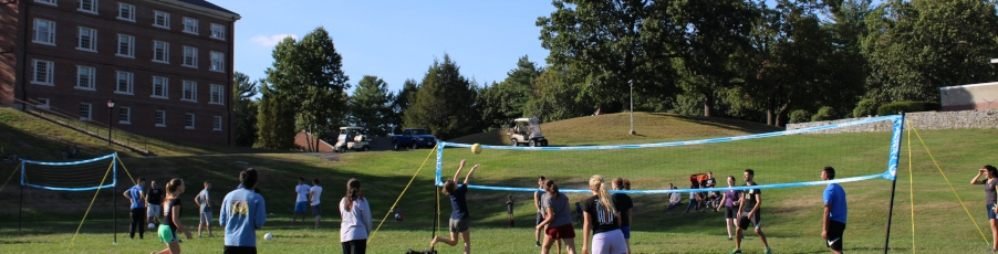 Slideshow: Fall Volleyball in New England