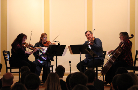The Madison String Quartet