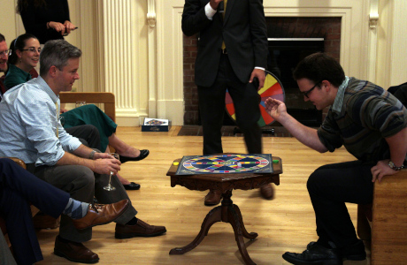 Students v. Tutors Trivial Pursuit