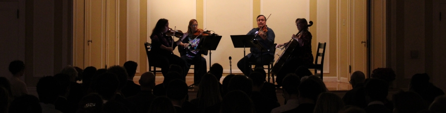 Photos: New England Opening Concert & Students vs. Tutors Trivial Pursuit