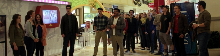 "Video: The Fifth Annual TAC ""Christmas Flash Mob"""