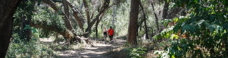 College Restores Historic Entrance Trail to Los Padres National Forest