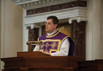 Very Rev. John M. Berg, F.S.S.P. ('93)