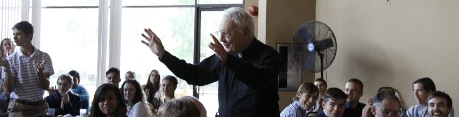Happy 90th Birthday, Fr. Buckley!