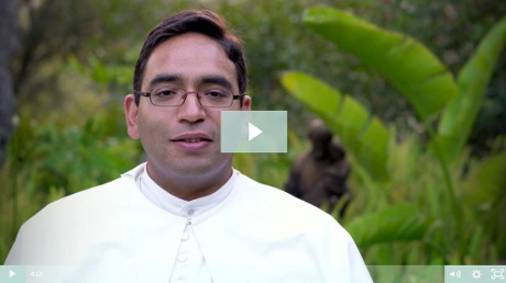 Thumbnail of video with Fr. Miguel Batres