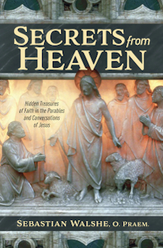 "Cover of ""Secrets from Heaven"""