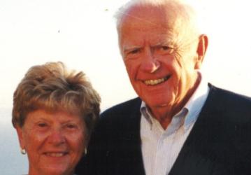 Beatrice and John Heney