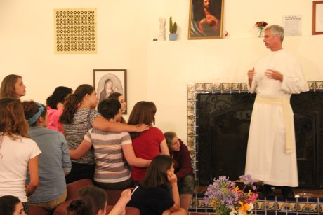 women's consecration