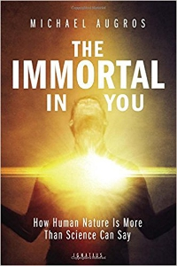 """The Immortal in You"" book cover"