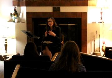 Dr. Jennifer Rosato - Dorm Talk 2020