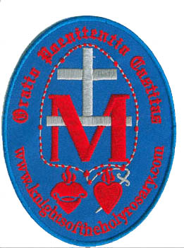 Knights of the Holy Rosary patch