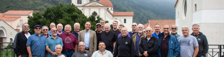 College Hosts 2019 Retreat for Los Angeles' Deacons