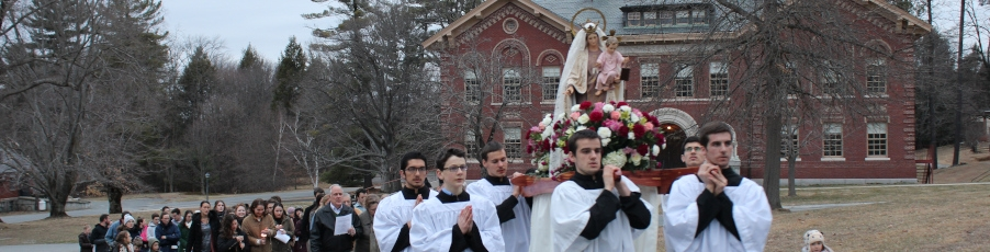 Slideshow: Rosary Procession for the <br>End of the Coronavirus
