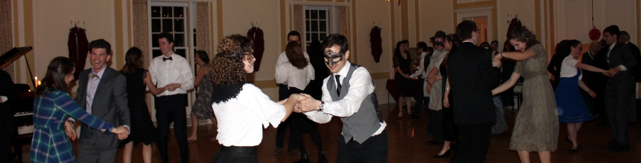 Slideshows: Mardi Gras Dances on Both Coasts