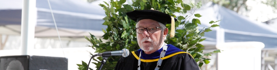 President McLean's 2020 Matriculation Address: <br>On the Purposes of Catholic Liberal Education