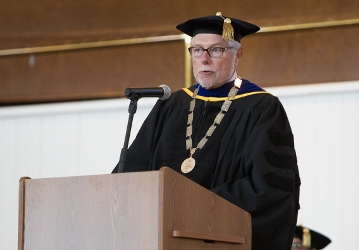 Michael F. McLean at New England Matriculation 2019