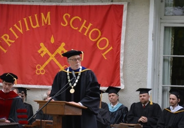 Michael F. McLean - Trivium School Graduation 2017