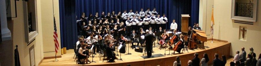 Slideshow: Fall Concert, Handel's <em>Messiah</em>