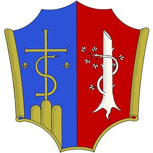 Monks of Norcia crest