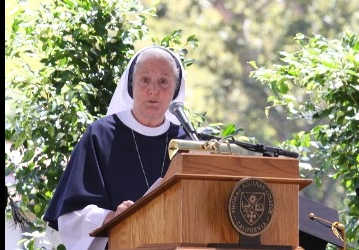 """Mother Agnes Mary Donovan, SV: """"Dare to Dream of Living ..."""