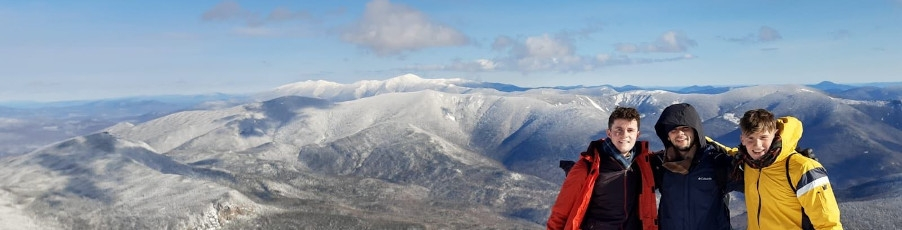 Slideshow: A Trip to <br>New Hampshire's <br>White Mountains