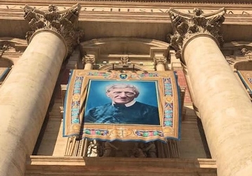 St. John Henry Newman banner
